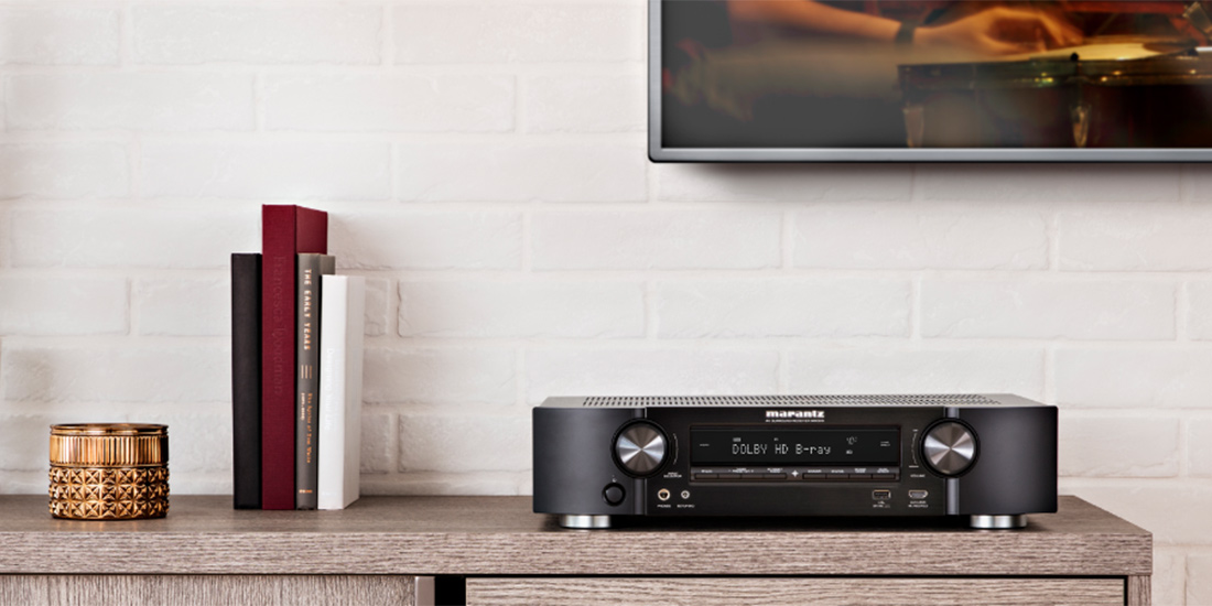 Zwei neue Ultra HD AV-Receiver von Marantz angekündigt