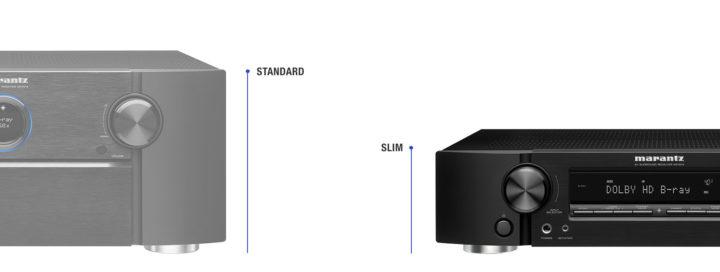 Vorschaubild für Der 4K Ultra HD AV Receiver NR1510