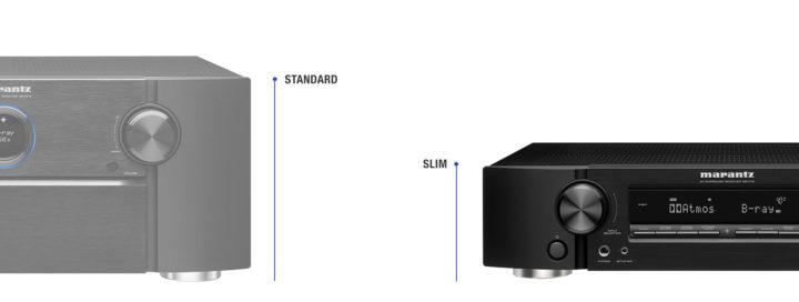 Vorschaubild für Der 4k Ultra HD AV Receiver NR1710