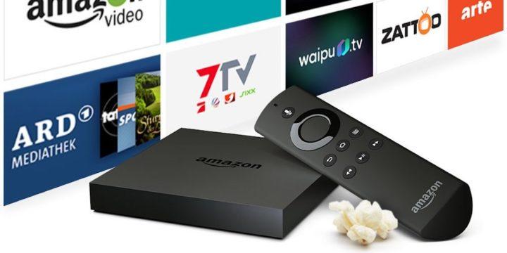 Amazon Fire TV ist die erfolgreichste Streaming-Plattform