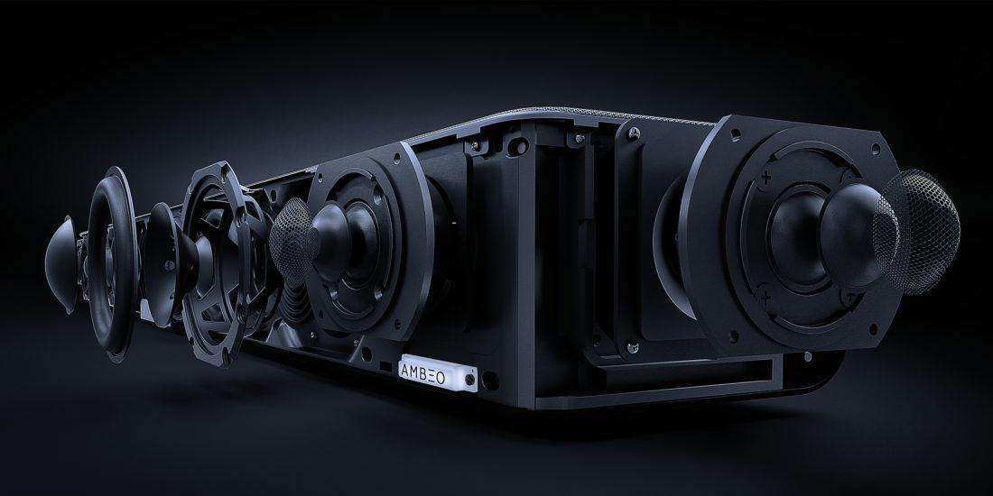 Sennheiser Ambeo Sound mit Dolby Atmos
