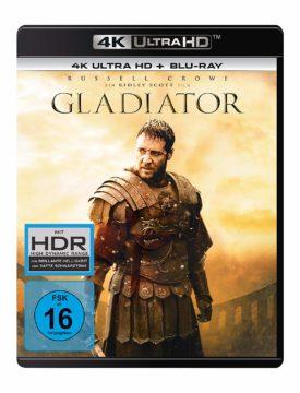 Vorschaubild für Aktuelle 4K-Blu-rays in der KW 21