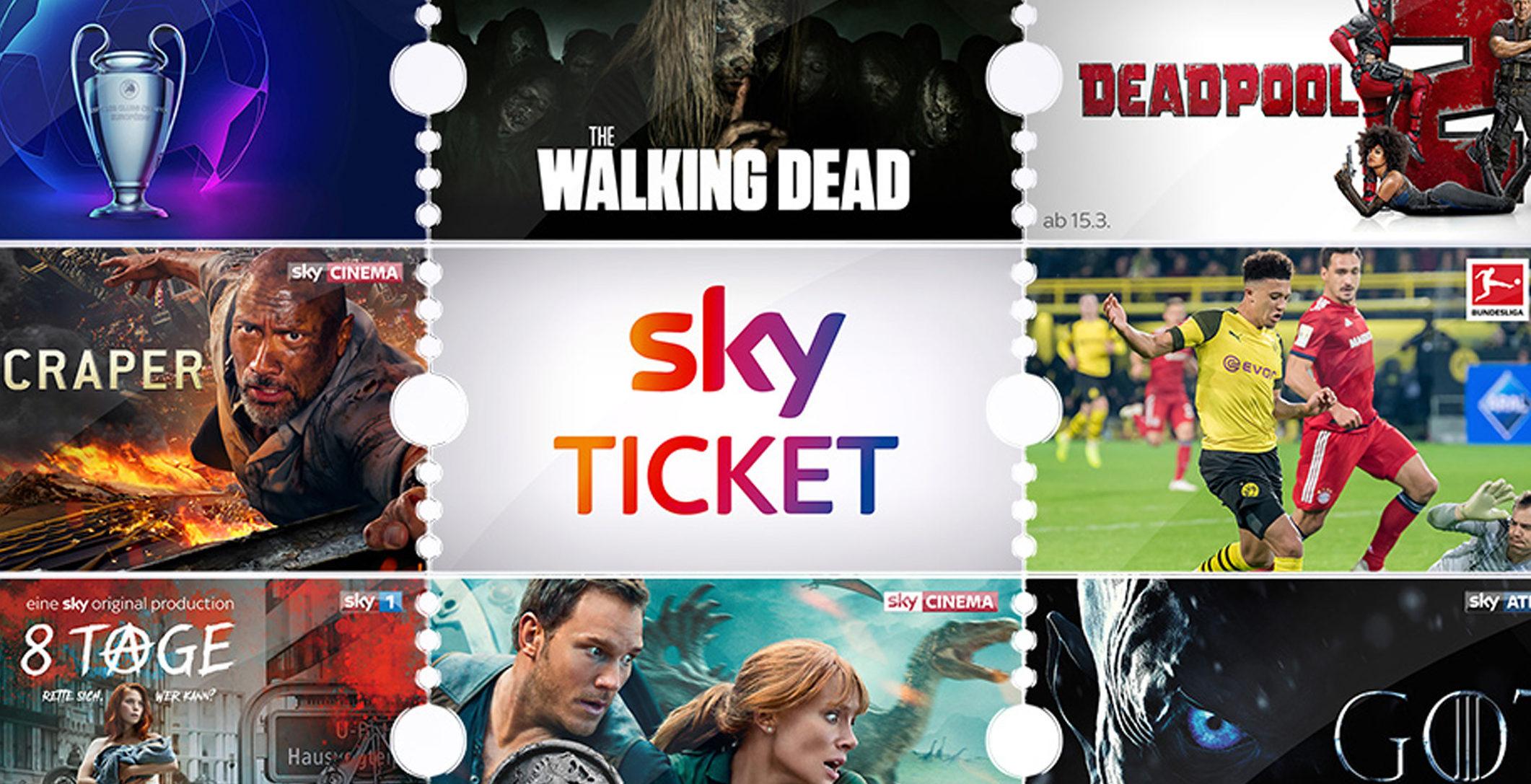 Sky Ticket Welche Serien