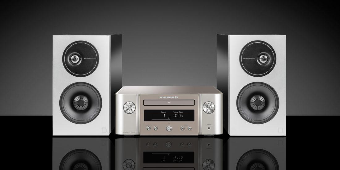 Melody M-CR412: Neues HiFi-System von Marantz vorgestellt