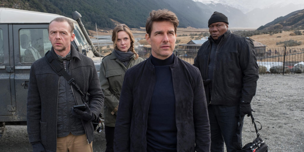 Mission Impossible: Fallout auf 4K Blu-ray