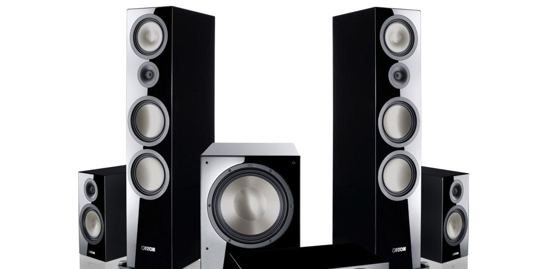 Canton: Neue B-Lautsprecherserie vorgestellt
