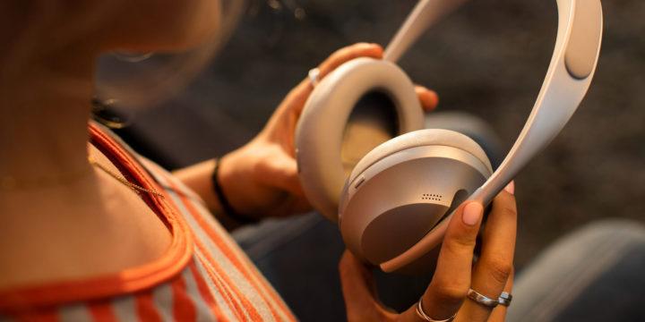 Noise Cancelling Headphones 700: Bose präsentiert neuen ANC-Kopfhörer