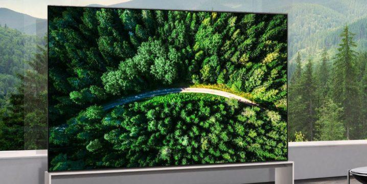 Vorschaubild für 8K-Fernseher im Jahr 2019
