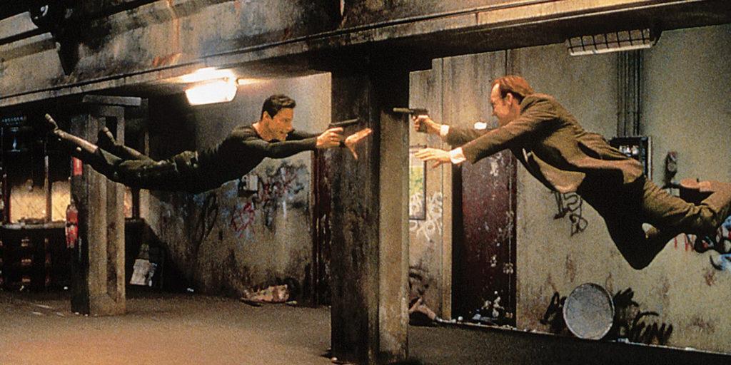 The Matrix auf 4K Blu-ray