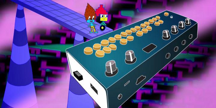 Organelle M: Portabler Synthesizer setzt auf Raspberry Pi