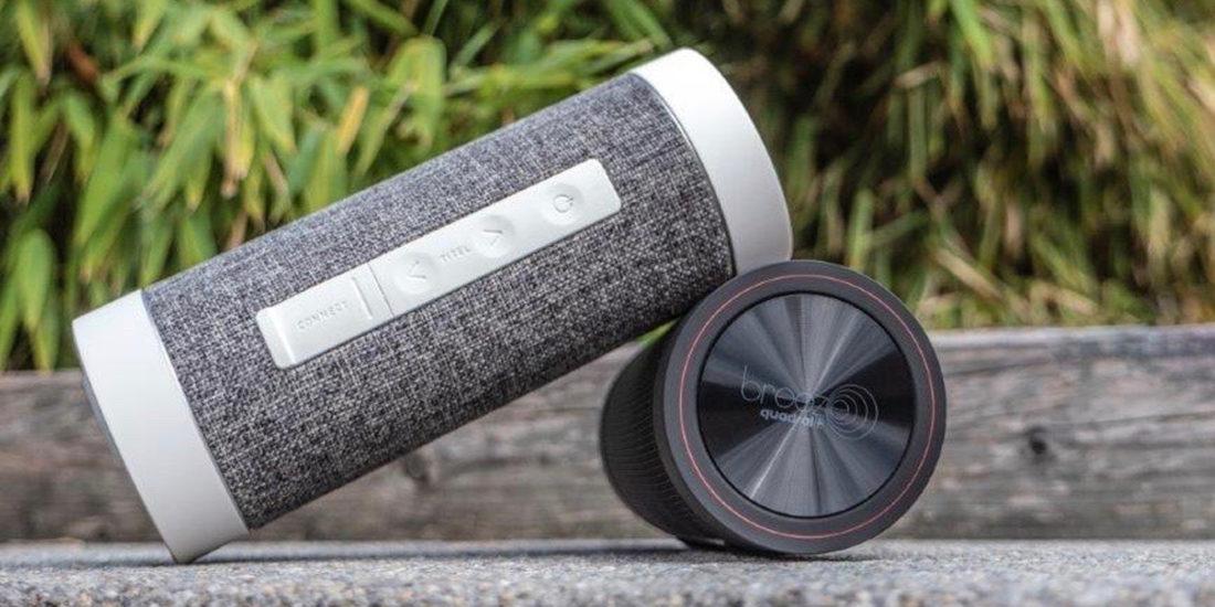 Quadral: Kompakter Lautsprecher Breeze Q für unterwegs veröffentlicht