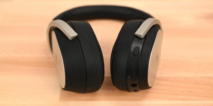 Vorschaubild für Der Noise Cancelling-Kopfhörer von KEF im Porsche Design