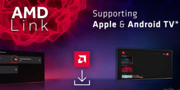 AMD Link streamt PC-Spiele auf Apple TV & Android TV