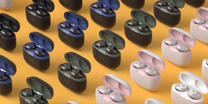JBL Tune 120TWS: True Wireless-Kopfhörer ab sofort erhältlich