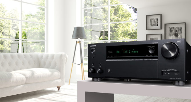 Vorschaubild für Beliebte und neue AV-Receiver im Jahr 2019