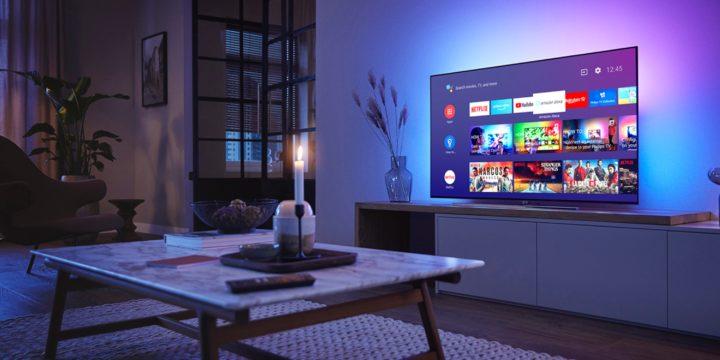 Ambilight, HDR & mehr: Philips OLED804 und OLED854 enthüllt
