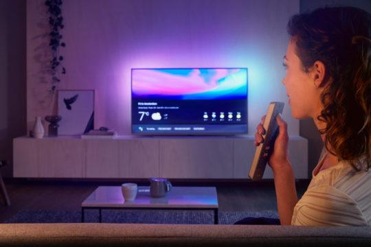 """Vorschaubild für Der Philips-LCD-Fernseher 7304 alias """"The One to watch"""""""