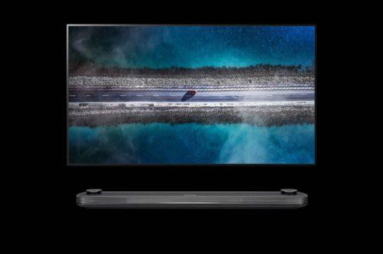 Vorschaubild für Die LG-OLED-Fernseher 2019