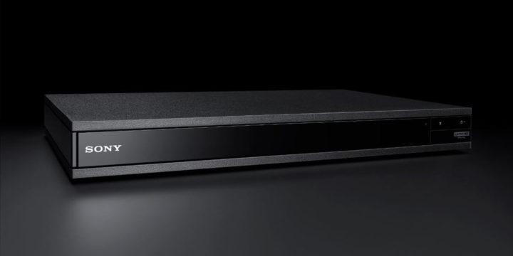 Sony UBP-X1100ES: Neuer Premium 4K-Blu-ray-Player