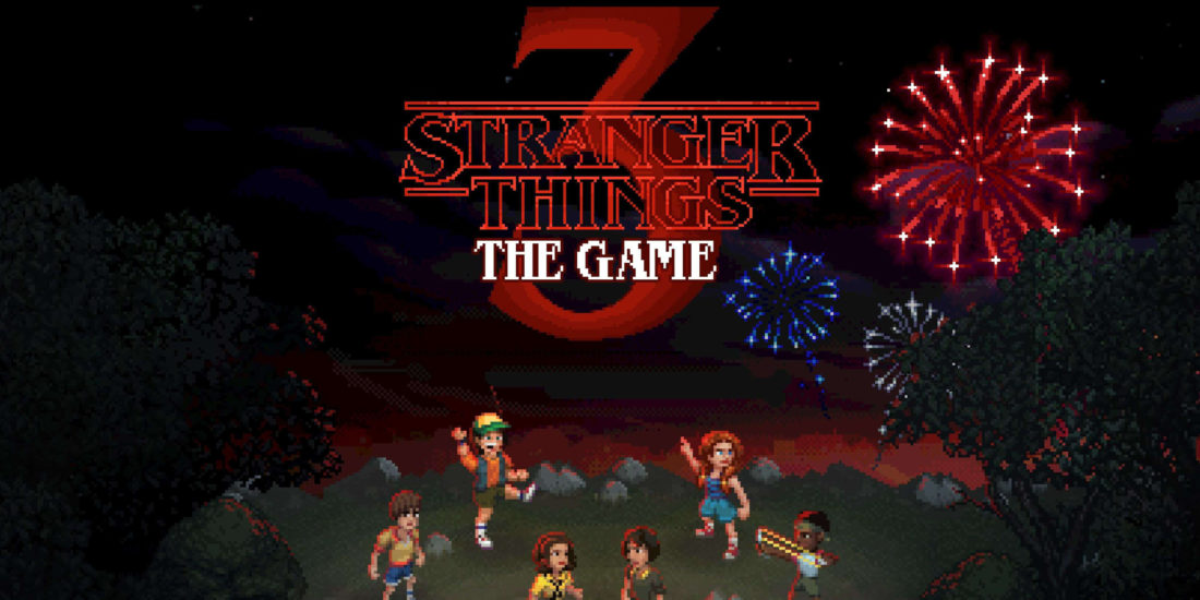 Stranger Things 3 - The Game