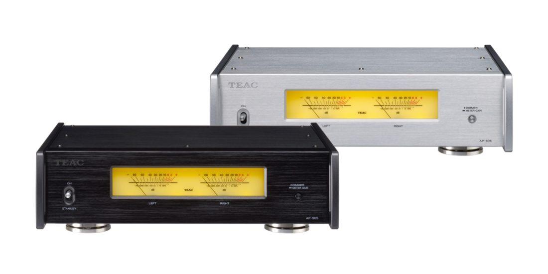 Teac AP-505: Vielseitiger Verstärker im kompakten Design