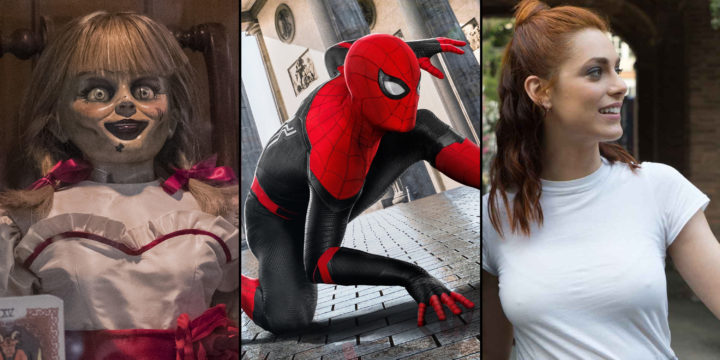 Annabelle, Spider-Man und mehr: Die Kinostarts am 4. Juli 2019