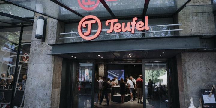 Teufel-Update: Filialen in Köln & Stuttgart eröffnen im Oktober