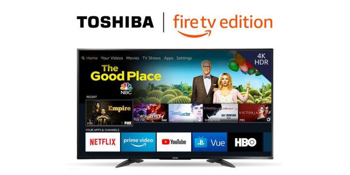 Amazon Fire TV: UHD-Fernseher mit Dolby Vision angekündigt