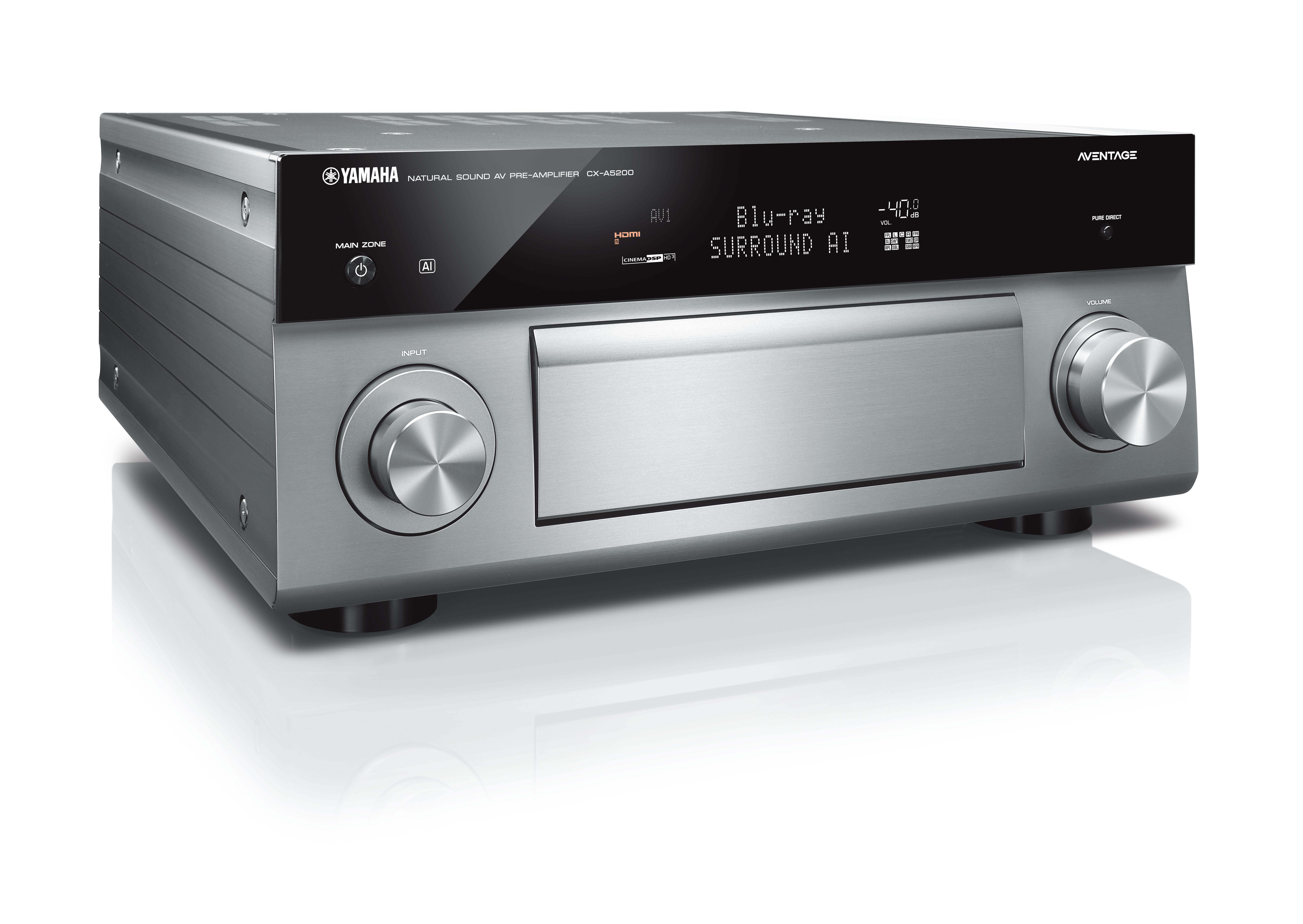 Vorschaubild für Yamaha Aventage CX-A5200 und MX-A5200