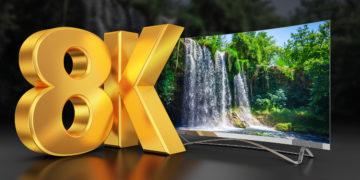 Alles zu 8K-Fernsehern ? Ist UHD-II das nächste große Ding?