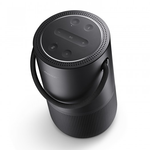 Bose Portable Home Speaker Bedienfeld