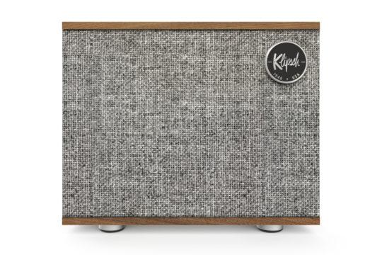 Vorschaubild für Die Klipsch Heritage Groove, The One II und The Three II Drahtlos-Lautsprecher