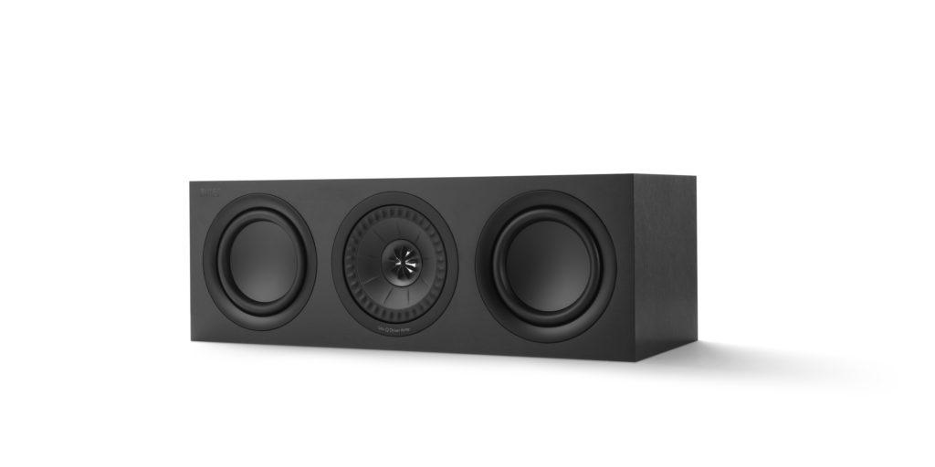 KEF Q250c schwarz