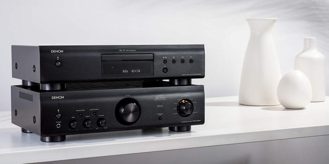 PMA-600NE & DCD-600NE: Denon präsentiert neuen Vollverstärker & CD-Player