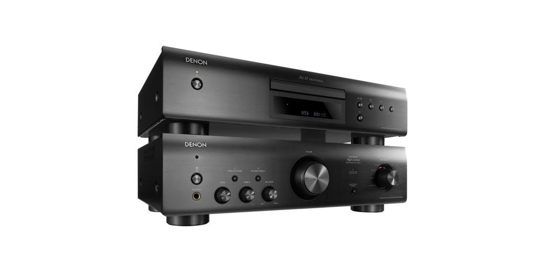 Denon PMA-600NE und Denon DCD-600NE