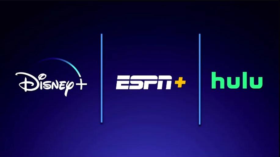 Disney Plus, ESPN, Hulu