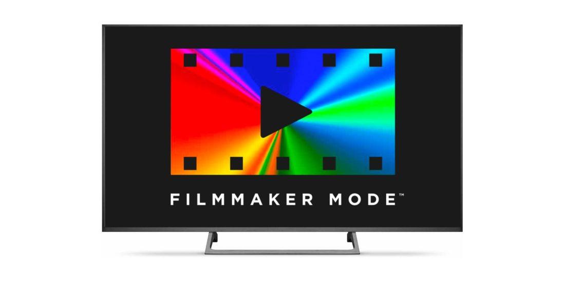 UHD-TVs: Filmmaker Mode soll Filme so darstellen wie ursprünglich geplant
