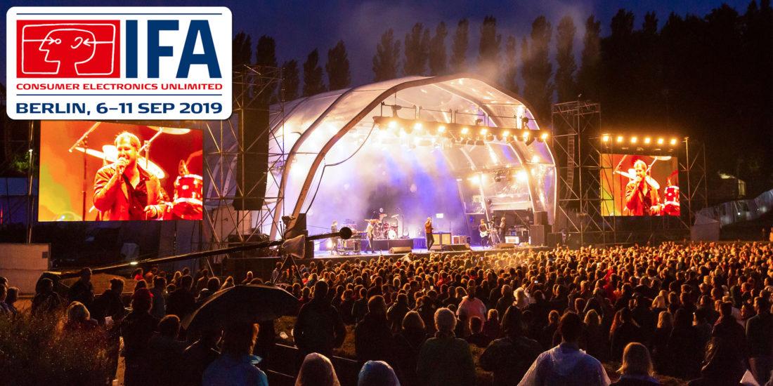 Alle Rahmen-Events zur IFA 2019