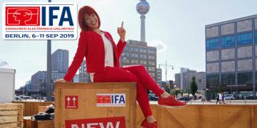 Gewinnspiel: Sichere dir Tickets für die IFA 2019!