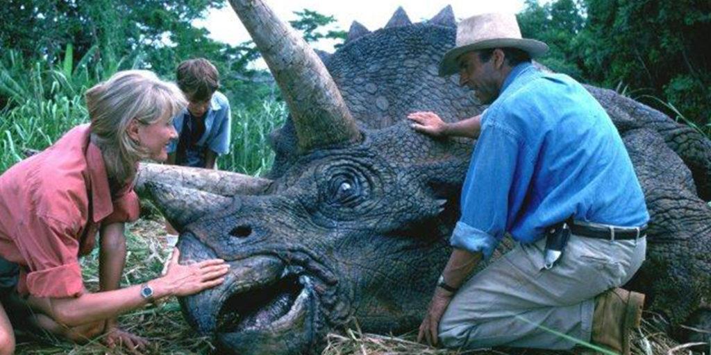 Jurassic Park auf 4K Blu-ray