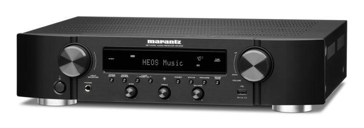 Vorschaubild für Der Marantz NR1200 Stereo-Netzwerk-Receiver