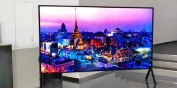 Sharp 8k-Fernseher IFA