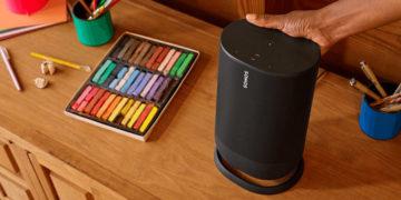 Sonos Move: Details zu neuem Bluetooth-Lautsprecher (Update)