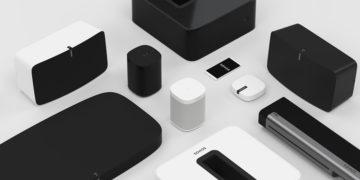 Sonos Produktpalette