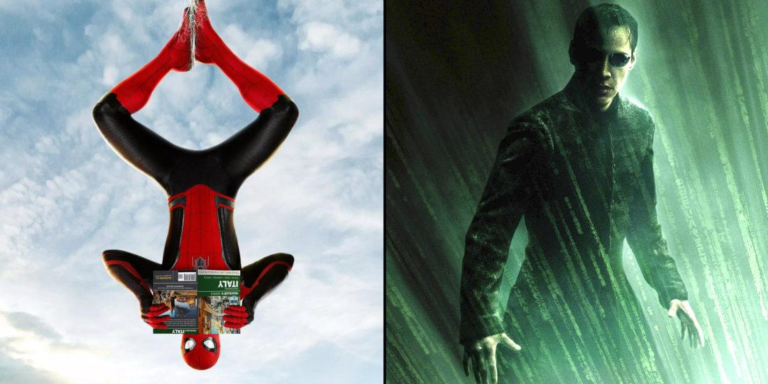 Hollywood: Marvel verliert Spider-Man, Matrix 4 angekündigt
