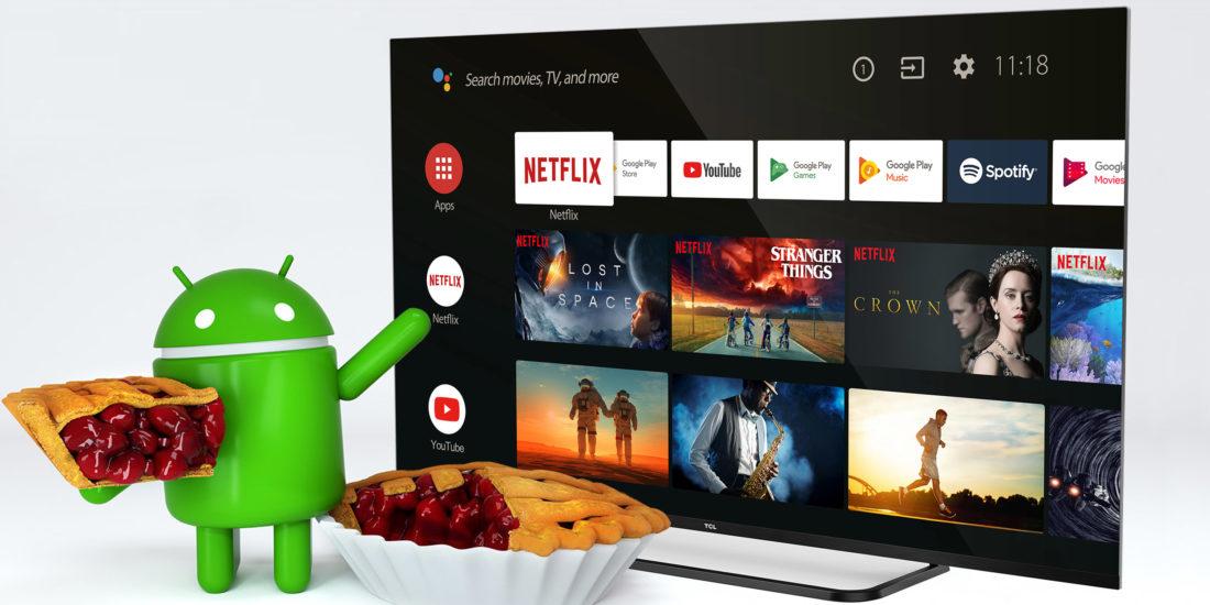 TCL Android TV & mehr: Betriebssysteme für Smart TVs