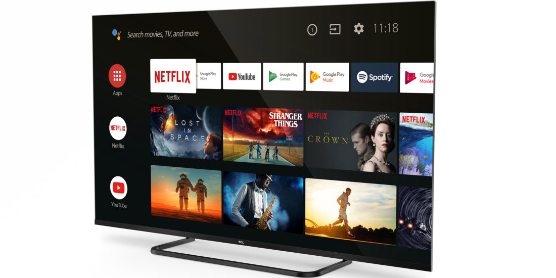 TCL: 4K-Android TV der EP68-Serie punktet mit Dolby Atmos