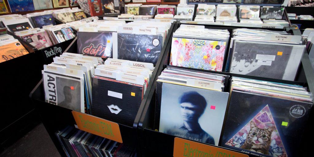 gebrauchte Schallplatten verkaufen