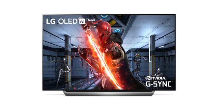 LG-TVs: Unterstützung für Nvidia G-Sync angekündigt