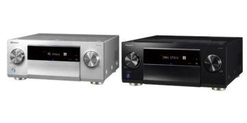 Pioneer SC-LX904 & SC-LX704: AV-Receiver als Heimkino-Spitzenmodelle vorgestellt
